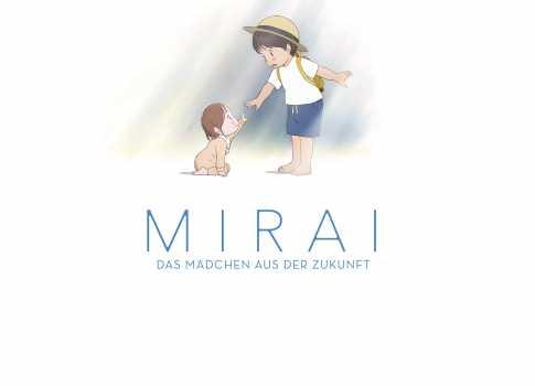 Mutter (jung) (Sakura Saiga) in Mirai – Das Mädchen aus der Zukunft