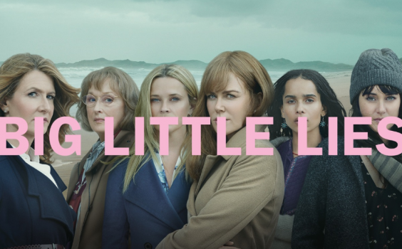 Yvonne (Lauren Lakis) in Big Little Lies
