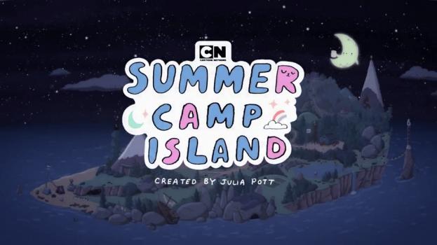 Pyjama in Summer Camp Island