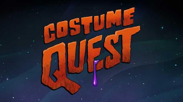 Lucy (Allie Urrutia) in Costume Quest