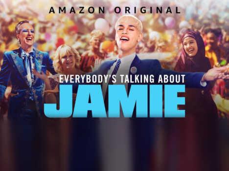 Vicky (Vicki Smith) in Alle reden von Jamie