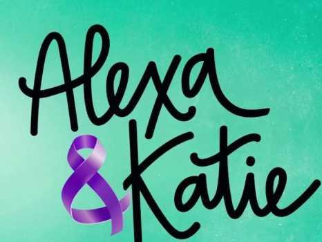 Michelle (Eris Baker) in Alexa & Katie