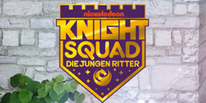 Prinzessin Dimples (Paris Smith) in Knight Squad